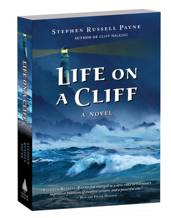 Cover of Life On A Cliff, A Novel by Stephen Russell Payne